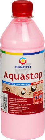 Грунт концентрат Aquastop 1:10 professional 0.5 л.