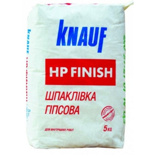 ABS SATEN GIPS Шпаклевка финишная 5кг.