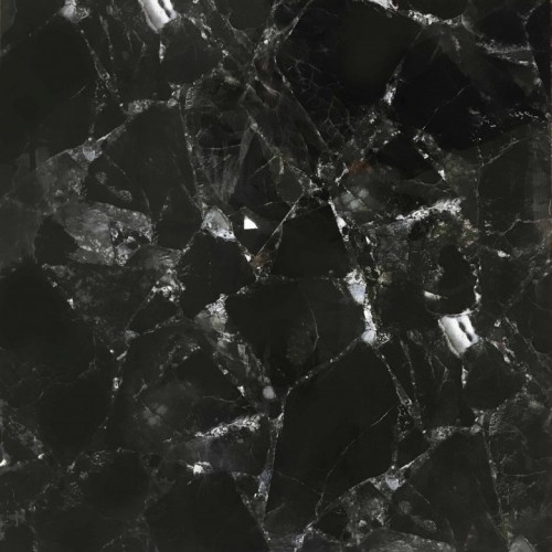 Плитка High Glossy - H5023 Black Casa Ceramica 60x60см.
