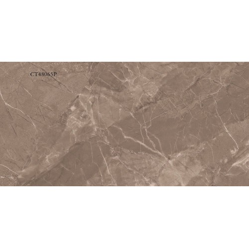 Плитка Stevol Slim tiles Turkey brown (5,5mm.) 40x80см.